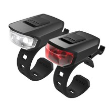 Light Set Kellys Vega USB - Black
