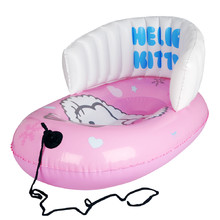 Inflatable Sled Hello Kitty