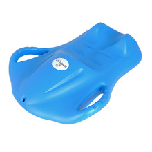 Snow sledge Spartan Snow - Blue