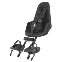 Front Child Bike Seat Bobike Mini One - Black