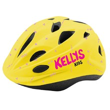 Children's Bicycle Helmet KELLYS Buggie 2018 - Yellow