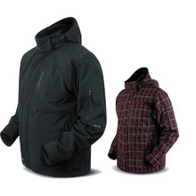 Jacekt Trimm SWITCH softshell - Grey Rain