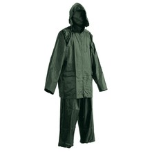 Fishing Suit with Hood Carina - Green