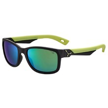 Children's Sports Sunglasses Cébé Avatar - Black-Green