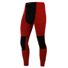 Thermo windbreaker pants Blue Fly Termo Duo Wind - Red