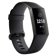 Fitness Tracker Fitbit Charge 3 Graphite/Black