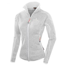 Women's Sweatshirt FERRINO Cheneil Jacket Woman New - Ice