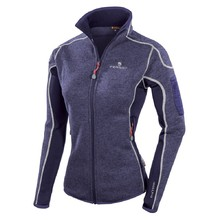 Women's Sweatshirt FERRINO Cheneil Jacket Woman New - Violet