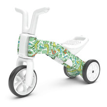 Children's Tricycle – Balance Bike 2in1 Chillafish Bunzi FAD - Girafitti