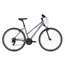 "Women's Cross Bike KELLYS CLEA 10 28"" – 2020 - Grey Pink"