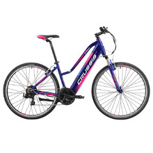Women's Cross E-Bike Crussis e-Cross Lady 1.4-S – 2019