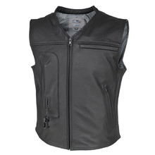 Airbag Chopper Vest Helite Custom - Black
