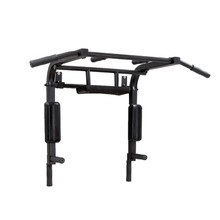 Parallel Bars and a Pull-Up Bar 2in1 Benchmark D8 - Black