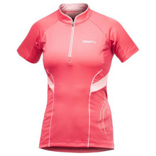 Women's Cycling Jersey Craft AB - Pink