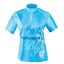 Lady's bike jersey 4EVER short sleeve