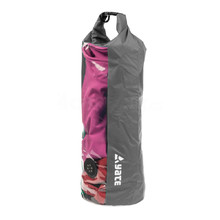 Waterproof bag with window and valve Yate Dry Bag 15l - Grey