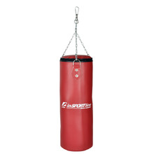 Kids Punching Bag inSPORTline 15 kg - Red