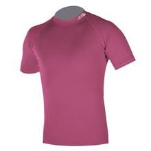 Thermo kids-shirt short sleeve Blue Fly Termo Duo - Pink