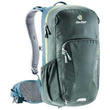 Cycling Backpack DEUTER Bike I 20 - Ivy-Arctic