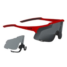 Cycling Sunglasses Kellys Dice Photochromic - Red