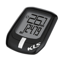 Wireless Cycling Computer Kellys Direct WL - Black-White