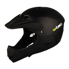 Downhill Helmet W-TEC Downhill - Black