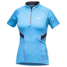 Women's Cycling Jersey Craft AB - Blue