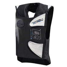 Professional Airbag Vest Helite e-GP Air - Black-White