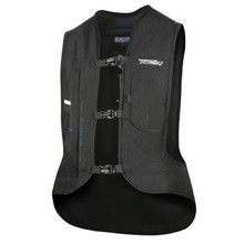 Airbag Vest Helite e-Turtle Black Extra Large - Black