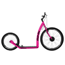 E-Scooter MA-MI EASY with quick charger - Pink