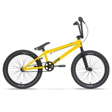 "BMX Bike Galaxy Early Bird 20"" – 2020 - Yellow"