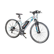 Women's Cross E-Bike Devron 28162 - 2017 - Grey