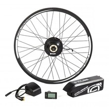 "Electric Set CRUSSIS for 27.5"" Bike, Disc Brakes, Frame Battery"