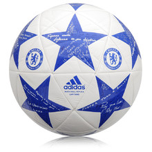 Soccer Ball Adidas Capitano Finale 15 Chelsea AP0396 White-Blue