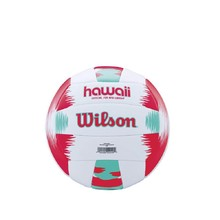 Volleyball Ball Wilson AVP Hawaii WTH482696XB White-Red-Green