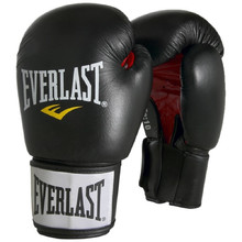 Boxing Gloves Everlast Ergo Moulded Foam Training Gloves