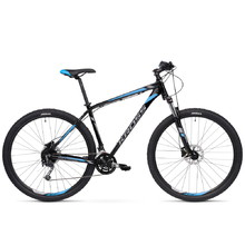 "Mountain Bike Kross Hexagon 7.0 27.5"" – 2020 - Black/Graphite/Blue"