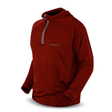 Sweatshirt Trimm FABRI fleece - Red