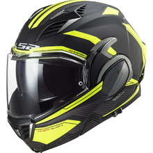 Flip-Up Motorcycle Helmet LS2 FF900 Valiant II Revo P/J