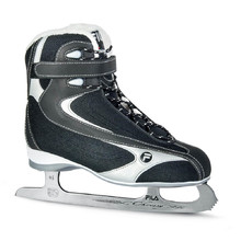 Women's Figure Skating Skates FILA Chrissy LX Black-Silver