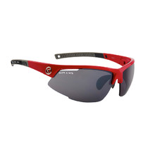 Bicycle glasses KELLYS Force - Red