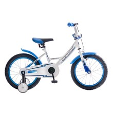 "Children's Bike Reactor Foxy 16"" – 2019 - White-Blue"