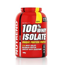 Powder Concentrate Nutrend 100% WHEY Isolate 1800g