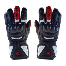 Heated Motorcycle Gloves Glovii GDB - Black