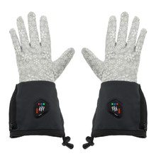Universal Heated Gloves Glovii GEG - Black-Grey
