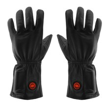 Heated Ski/Motorcycle Gloves Glovii GIB - Black