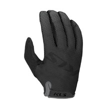 Cycling Gloves Kellys Plasma - Black