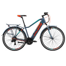 Men's Trekking E-Bike Crussis e-Gordo 1.4 – 2019