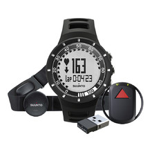Sports Watch Suunto Quest Black GPS Pack