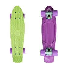 "Penny Board Fish Classic 2Colors 22"" - Blue Pink-Summer Green-Summer Purple"